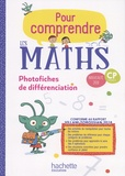 Paul Bramand et Natacha Bramand - Pour comprendre les maths CP cycle 2 - Photofiches de différenciation.