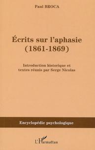 Alixetmika.fr Ecrits sur l'aphasie (1861-1869) Image