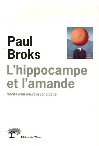 Paul Broks - L'hippocampe et l'amande - Récits d'un neuropsychologue.