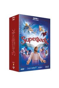 Paul Bryant - Superbook - Intégral saison 1. 4 DVD