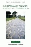Paul Carmignani - Bouleversants voyages - Itinéraires et transformations.