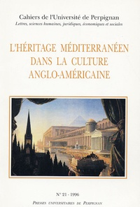 Paul Carmignani - L'héritage méditerranéen dans la culture anglo-américaine.