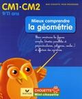 Paul Casabianca - Mieux comprendre la géométrie CM1-CM2 - Bien construire les figures simples (droites parallèles et perpendiculaires, polygones, cercles...) et effectuer des symétries.