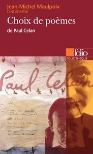 Paul Celan - Choix de poèmes de Paul Celan.