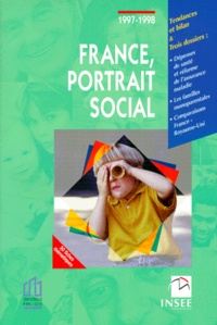 Paul Champsaur et  Collectif - FRANCE, PORTRAIT SOCIAL. - Edition 1997-1998.