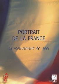 Paul Champsaur - Portrait de la France - Le recensement de 1999.