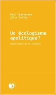 Accentsonline.fr Un écologisme apolitique ? - Débat autour de la transition Image