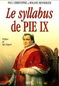 Rhonealpesinfo.fr Le syllabus de Pie IX Image