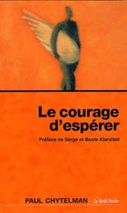 Le courage despérer.pdf