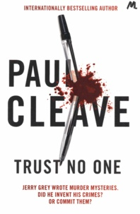 Paul Cleave - Trust No One.