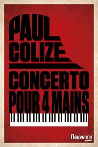 Paul Colize - Concerto pour quatre mains.