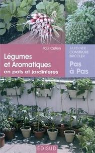 Deedr.fr Légumes et aromatiques en pots et jardinières Image
