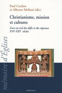 Histoiresdenlire.be Christianisme, mission et cultures - L'arc-en-ciel des défis et des réponses XVIe-XXIe siècles Image