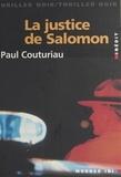 Paul Couturiau - La justice de Salomon.