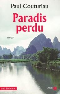 Paul Couturiau - Paradis perdu.