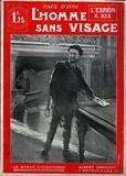 Paul d' Ivoi - L'Espion X. 323 - Volume 1 : L'Homme sans visage.