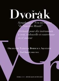 Costituentedelleidee.it Antonin Dvorak - Symphonie n° 9 en mi mineur du