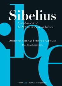 Paul Daniel - Sibelius - 2ème symphonie. 1 CD audio