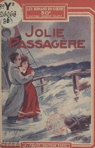 Paul Darcy - Jolie passagère.