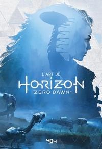 Paul Davies - L'art de Horizon Zero Dawn.