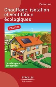 Paul de Haut - Chauffage, isolation et ventilation écologiques.