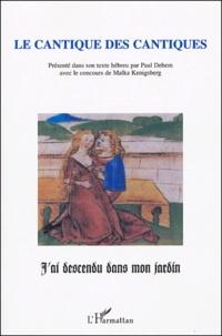 Paul Dehem - Le Cantique des cantiques - J'ai descendu dans mon jardin.