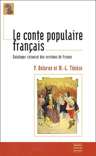 Paul Delarue et Marie-Louise Tenèze - .