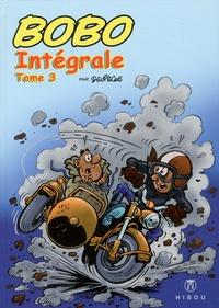 Paul Deliège - Bobo Intégrale Tome 3 : .