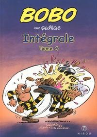 Paul Deliège - Bobo Intégrale Tome 4 : .
