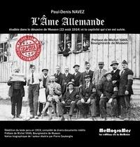 Lâme allemande - Etudiée dans le désastre de Musson (22 août 1914) et la captivité qui sen est suivie.pdf