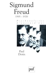 Sigmund Freud. Volume 3, 1905-1920.pdf