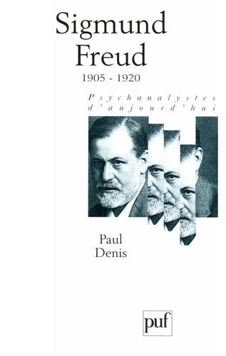 Sigmund Freud. Volume 3, 1905-1920