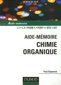 Aide-mémoire de chimie organique - Nomenclature et réactivité.pdf