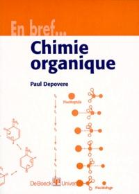 Paul Depovere - Chimie organique.