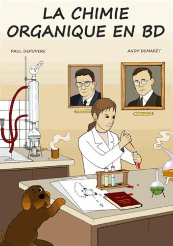 La chimie organique en BD