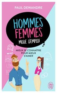 Goodtastepolice.fr Hommes-femmes : mode d'emploi - Mieux se connaître pour mieux s'aimer Image