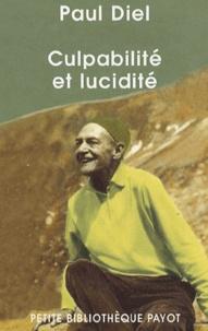 Paul Diel - Culpabilité et lucidité - Le complexe et le mythe d'Oedipe.