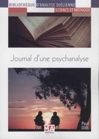 Paul Diel - Journal d'une psychanalyse.