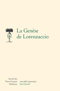 Histoiresdenlire.be La genèse de Lorenzaccio Image