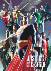 Paul Dini et Alex Ross - Justice League  : Icones.