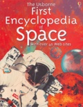 Paul Dowswell et  Collectif - The Usborne first encyclopedia of space.