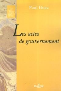 Histoiresdenlire.be Les actes de gouvernement Image