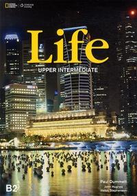 Paul Dummett - Life - Upper Intermediate, B2. 1 DVD