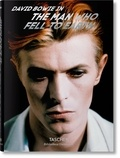 Paul Duncan - David Bowie in The Man who fell to Earth.