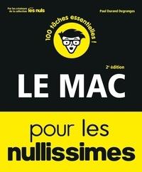 Paul Durand Degranges - Le Mac pour les nullissimes.