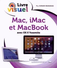 Paul Durand Degranges - Mac, iMac et Macbook.
