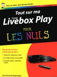 Birrascarampola.it Tout sur ma Orange Livebox Play pour les Nuls Image