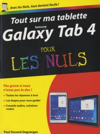 Ucareoutplacement.be Tout sur ma tablette Samsung Galaxy Tab 4 pour les Nuls Image