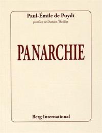 Paul-Emile De Puydt - Panarchie.