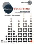 Paul Emmerson - Business Grammar Builder - Intermediate to Upper-intermediate. 1 CD audio